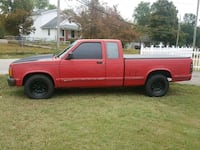1992 Chevrolet ext cab S-10 Louisville
