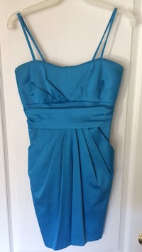 Blue spaghetti strap dress Cambridge, N3H 3L1
