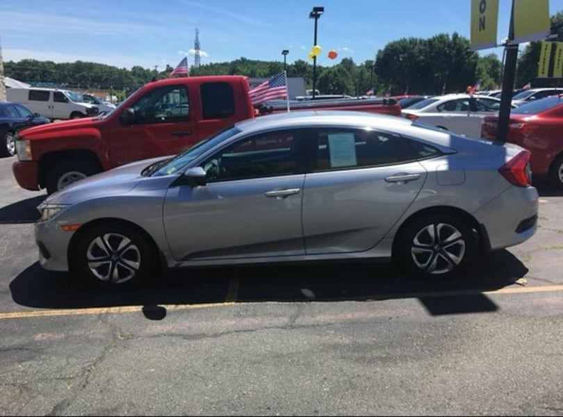 Honda - Civic - 2016 1