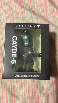 Cayde-6 destiny 2 collectible figure