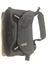 Messenger bag, hardly used, purchased from MEC Calgary, T2W 0A7