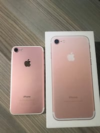 iPhone 7 ROSE GOLD İstanbul, 34406