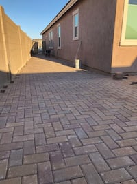 paver installation and landscape Phoenix, 85041