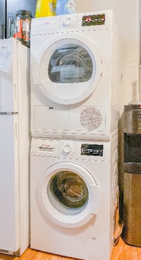 Bosch 300 Series Washer and Dryer Las Vegas