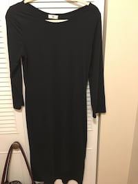 Sz. XL black dress. New never worn.  Montgomery Village, 20886