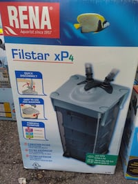 Rena XP 4 canister aquarium filter Annandale, 22003
