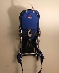 blue and black hiking backpack Cohoes, 12047
