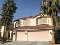 4 BED 3 BATH 3 CAR $310K 2,450 SF Las Vegas