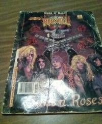 Rock and Roll comic book Walkersville, 26447