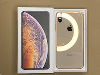 Factory Unlocked iPhone XS Max 64GB w/AppleCare+ Greater Vancouver, V6S