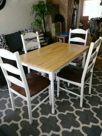 5- Piece Dining Set Real Wood BRAND NEW IS ALREADY El Paso, 79915