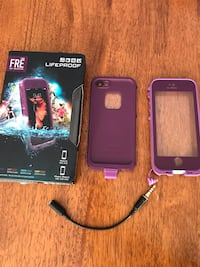 Lifeproof case for iPhone SE/5/5s Utopia, L0M 1T0