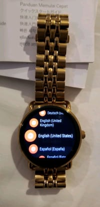 Fossil Q Wander smart watch (Women's) Vancouver, V6K 2A7