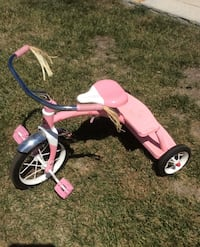 Radio flyer pink tricycle Discovery Bay, 94505