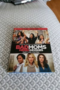 Bad moms in Blu-ray