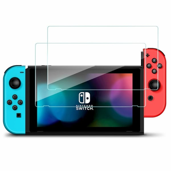 Tempered Glass Screen Protectors for Nintendo Switch