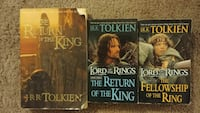 Lord If The Rings Books