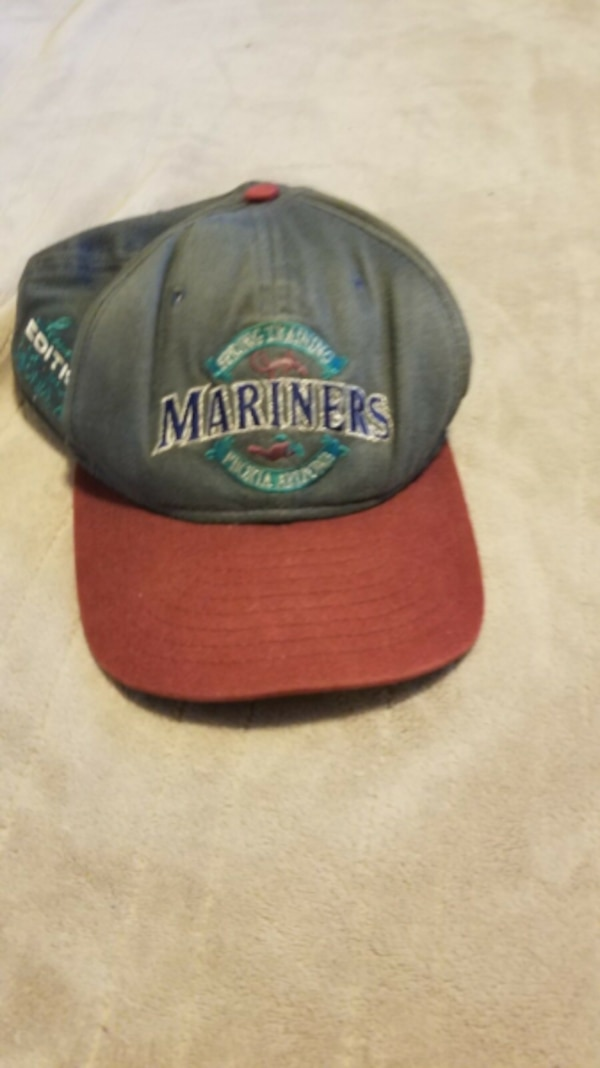 new concept e6bcd affb6 Seattle Mariners Spring Training 2000 Limited Edition Hat