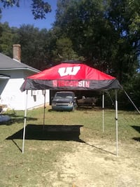 red and white camping tent Pell City, 35125