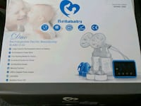 Bellababy duo rechargeable electric breastpump Toronto, M4P 2A6