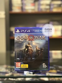 God of War-İkinci El