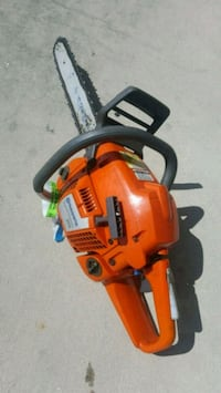 "HUSQVARNA 350 gas chain saw 18"" bar runs great Largo, 33771"