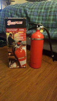 Fire extinguisher (industrial / commercial) best one for your house!