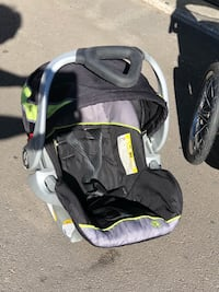 baby's black and gray car seat carrier Placentia, 92870