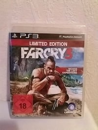 Farcry 3 PS3 Spiel Fall Triberg, 78098