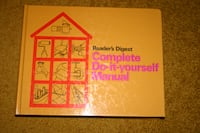 Reader's Digest Complete Do-it-yourself Manual Châteauguay