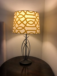 Lamp with shade Brentwood, 94513