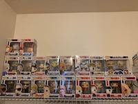 Funko pops trade for others  Osceola, 46561