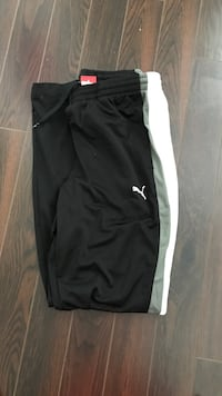 black and white Adidas track pants St. John's, A1S 1C2