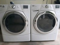 whirlpool washer and dryer set. Energy efficient.  Powell, 43065