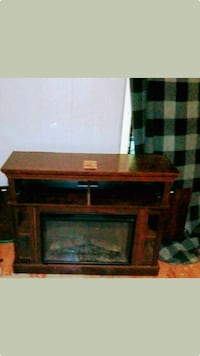 electric fireplace tv stand (free standing) Jackson, 39212