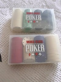 Poker chips New Troutdale, 97060