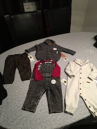 Baby clothing brand new 6-12 months Dorval, H9P 1C7