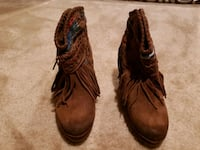 Brown shoe boots  Jacksonville, 32256