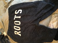 roots track pants  Cambridge, N1R 6X7