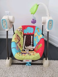 Fisher Price Automatic Baby Swing Vaughan, L6A 4Z2