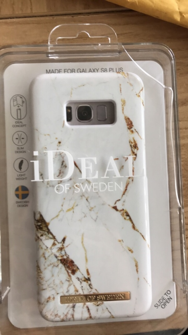 Galaxy s8 plus Ideal of sweden
