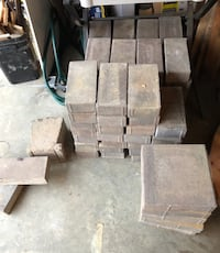 76 Paver stones. NOT NEGOTIABLE!!! Charlotte, 28216