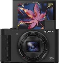 Sony DSC hx80 1080p digital camera with viewfinder Los Angeles, 91411