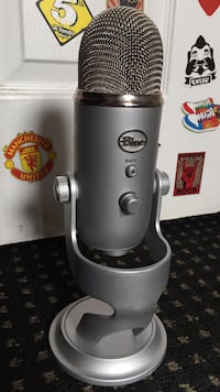 Blue Yeti Microphone Brand New