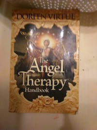 The Angel Therapy handbook by Doreen Virtue Temecula, 92591