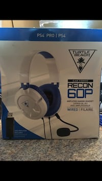 PS4 Gaming headset brand new Kissimmee, 34758