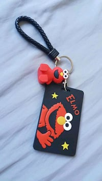 black and red Minnie Mouse pendant Singapore
