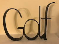 Golf Office Decoration Fairfax, 22031