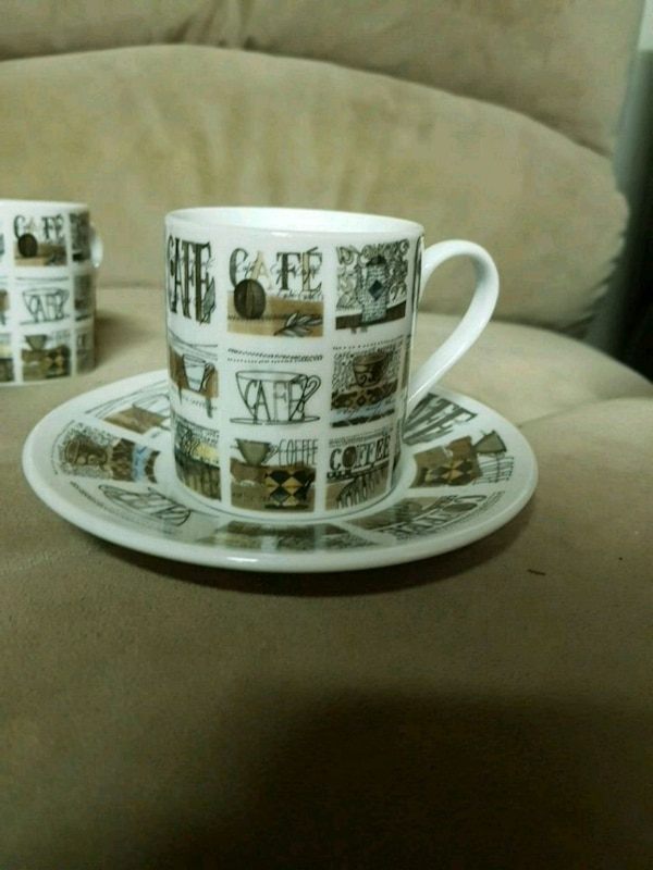 12 piece coffee set