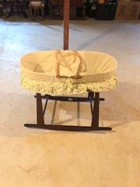 Baby Basket and Rocker Stand Oakville, L6M 0H8